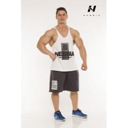 Nebbia Tílko Fitness 970 bílé
