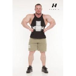 Nebbia Tílko Fitness 970 černé