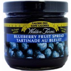 Walden Farms,Blueberry Spread, 340 g