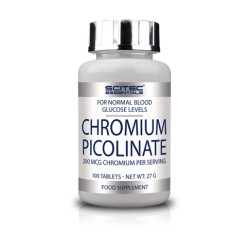 Scitec Chromium Picolinate 100 tablet