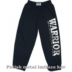 Bizon Gym Tepláky Warrior - imitace Kov