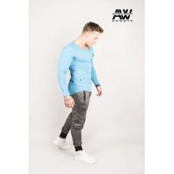 Nebbia Nátelník AW 119 - modrý