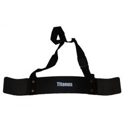 Arm blaster Titánus