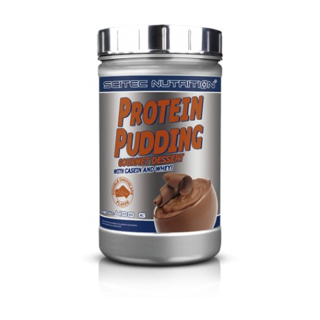 Protein puding