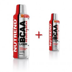 Nutrend BCAA Liquid 1000ml + BCAA Liquid 500ml ZDARMA!