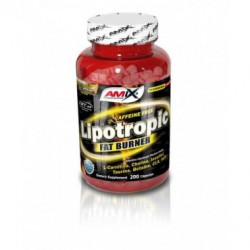 Amix Lipotropic Fat Burner 200cps