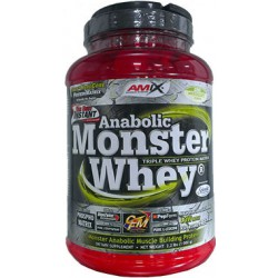 Amix nutrition Anabolic Monster Whey 1000g