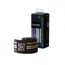 MadMax - Elastická bandáž kolene omotávací