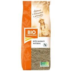 Rýže basmati natural BIOHARMONIE 500g