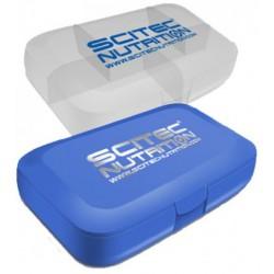 Scitec PILL BOX, modrý