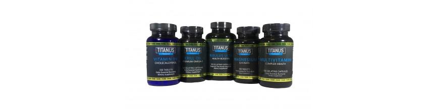 Vitamíny a antioxidanty