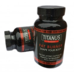 Titanus -Fat Burner 100cps