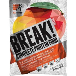 Extrifit Break! Protein Food 90 g - mango