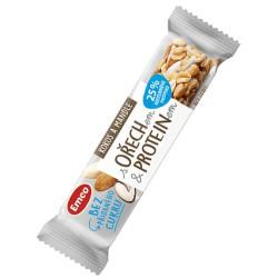 Emco Tyčinka s ořechem a proteinem kokos a mandle 35 g