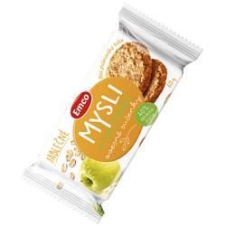 Emco Mysli na zdraví Ovesné sušenky jablečné 60g