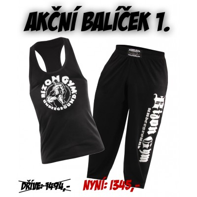 Bizon Gym - Akční balíček 1.