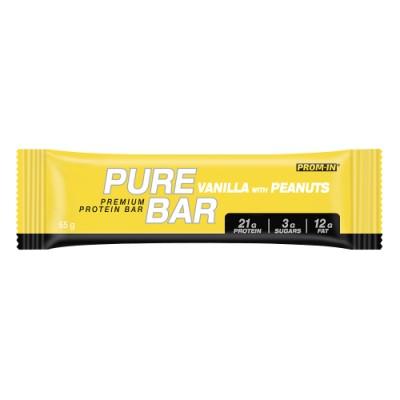 Essential Pure Bar - vanilka + arašídy