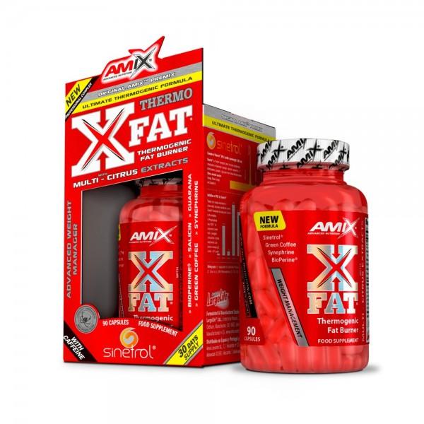XFat Thermogenic Fat Burner.