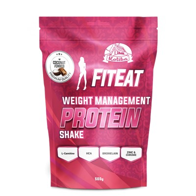 FIT EAT Koliba protein 500g - borůvka