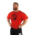 Bizon Gym Rag Top 508 - červená