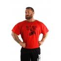 Bizon Gym Rag Top 507 - červená