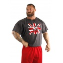 Bizon Gym Rag Top 505 - šedá