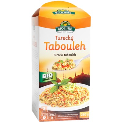 BIOLINIE turecký tabouleh BIO 250 g