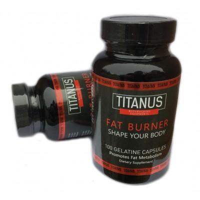 Titanus -Fat Burner 100cps
