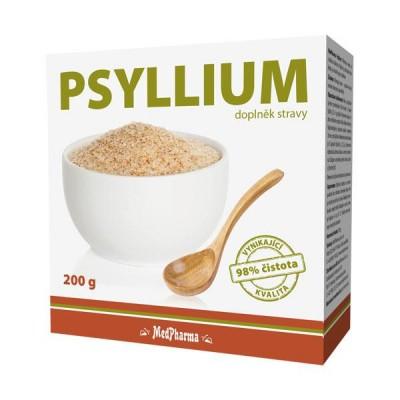 MedPharma Psyllium (Plantago ovata) - 200g
