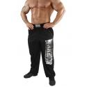 Bizon Gym Tepláky 104 - černá