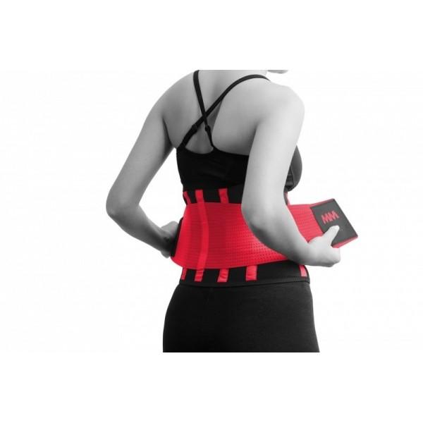 MADMAX Slimming Belt MFA 277 - červený