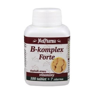 MedPharma B-komplex Forte   (100+7 tabl)