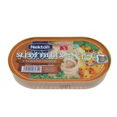 Nekton - Sleďové filety v hořčičné omáčce 170g
