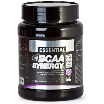 Prom-in BCAA synergy 550 g, malina