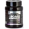 Essential BCAA Synergy obsahuje optimální dávku aminokyselin obohacenou o vitamín B6 pro podporu metabolismu.