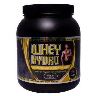 Whey Hydro DH32 - Titánus - 1600g