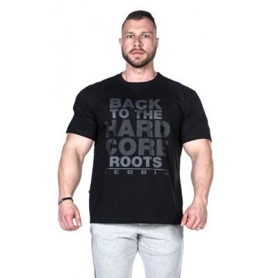 NEBBIA - HardCore tričko pánske 391 (černé)