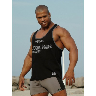 Legal Power - Tílko 2757-866 - černá