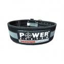 Power System opasek Powerlifting šedý PS-3800