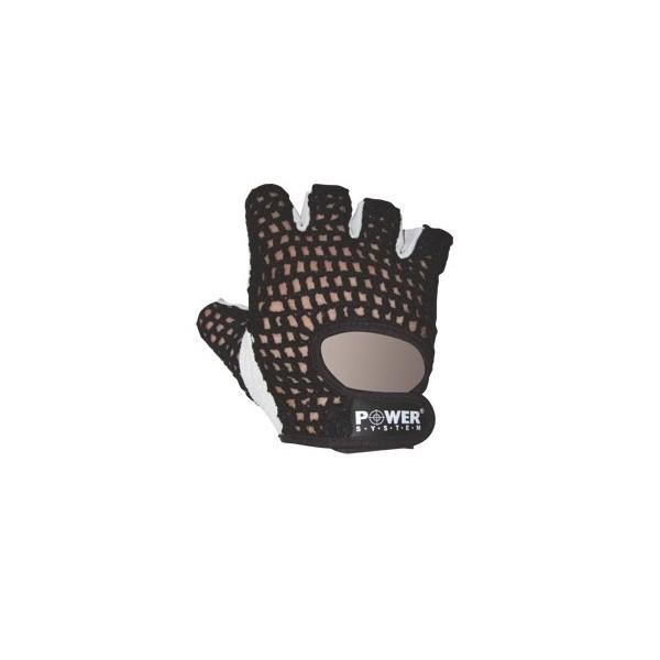 Pletené fitness rukavice Power system -2100