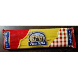 PeMap -Těstoviny Špageti semolinové 500g