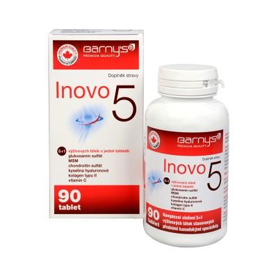 Barny´s Inovo 5 144g 90 tablet