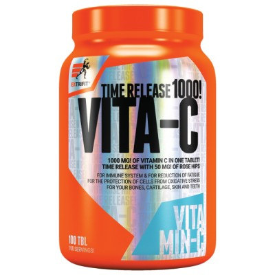 Extrifit - Vita C 1000 mg Time Release. 100 tablet.