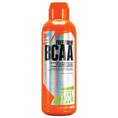 Extrifit BCAA Free Form 80000 - 1000 ml