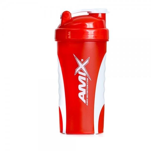Amix Nutrition Amix Shaker Excellent 600 ml - červená.