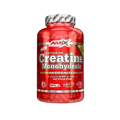 Amix™ Creatine Monohydrate - 500 kapslí.