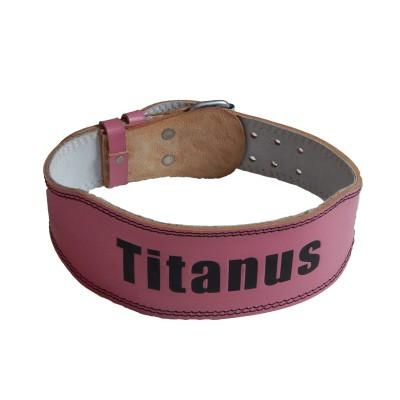 Dámský kožený opasek - TITANUS