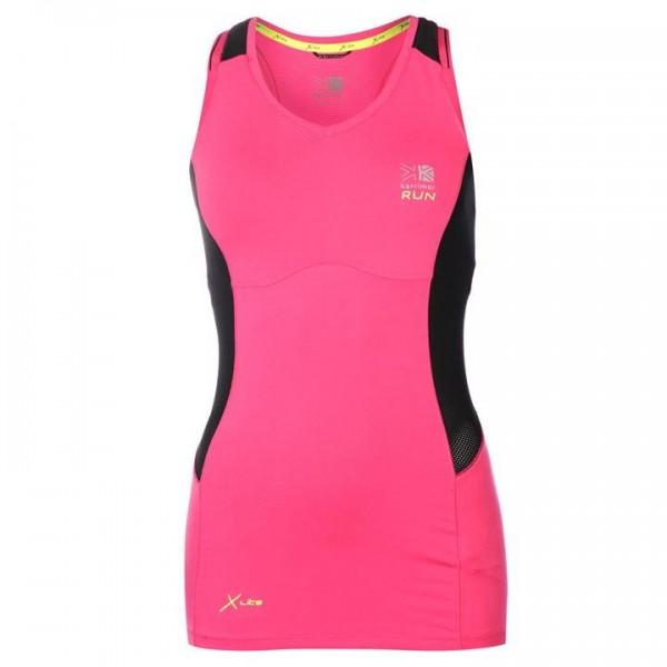 Karrimor Xlite Running Top Ladies - Pink Crush