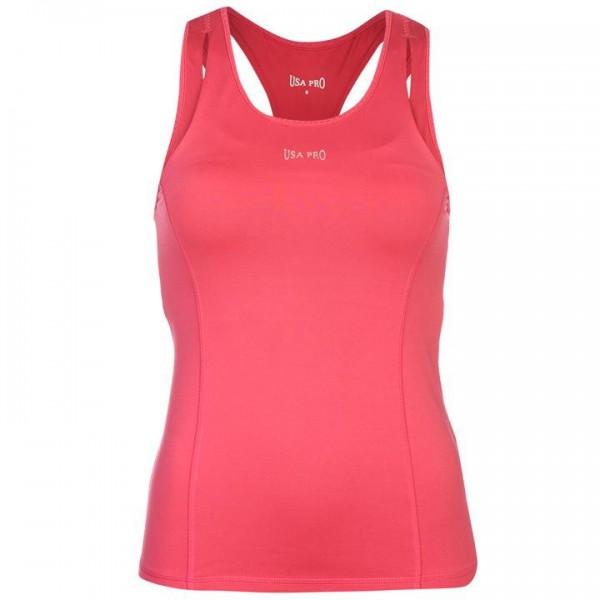 USA Pro racer vest ladies pink