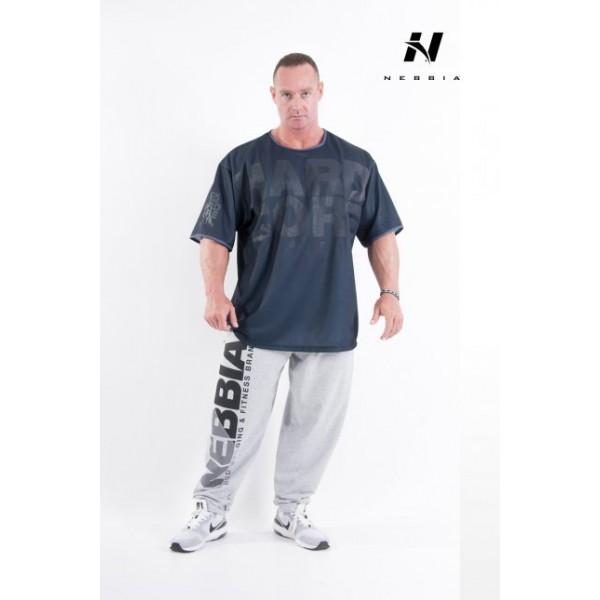 Nebbia HardCore tričko 303 - černá